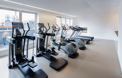 Wellness/fitness area The Mandala Hotel
