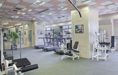Wellness/fitness area Crowne Plaza SHENYANG ZHONGSHAN