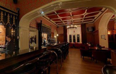 Bar de l'hôtel Clontarf Castle