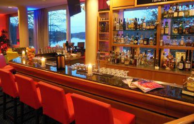 Bar de l'hôtel avendi am Griebnitzsee
