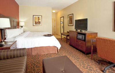 Zimmer Hampton Inn - Suites El Paso-Airport