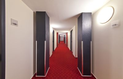 Hotel interior Novum Belmondo Hbf.