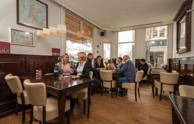 Ristorante/Sala colazione Hotel Stad en Land
