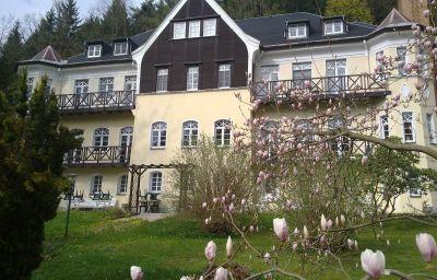 Jardín Villa Wilisch