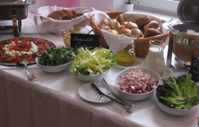 Restaurante/sala de desayunos Villa Wilisch