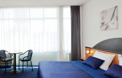 Doubleroom standard Amrath Grand Hotel & Theater Gooiland Hilversum (North Holland)