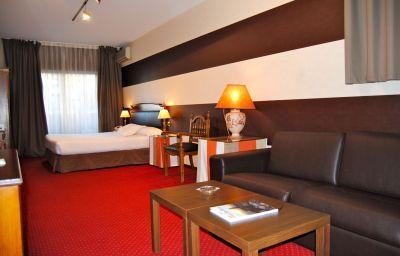 Chambre double (standard) Oca Ipanema