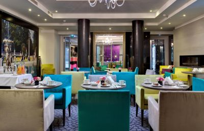 Hotel bar La Villa Maillot