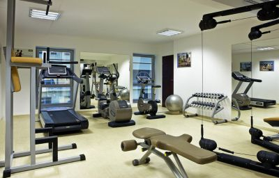 Wellness/fitness area Sofitel Wroclaw Old Town