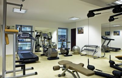 Wellness/fitness area Sofitel Wroclaw Old Town Wrocław (Lower Silesian Voivodeship)