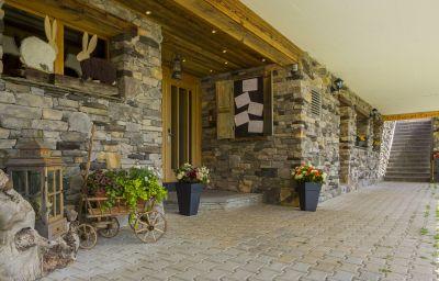 Vue extérieure Alpenhotel zur Wildi
