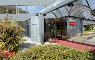 Vista exterior Crowne Plaza MILAN - LINATE