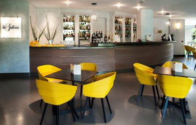Bar del hotel Crowne Plaza MILAN - LINATE