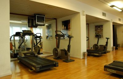 Sala spa/fitness Crowne Plaza MILAN - LINATE