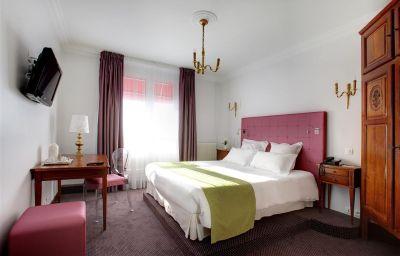 Room Best Western Villa Henri IV Saint Cloud