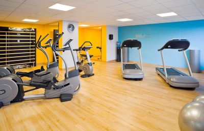 Wellness/fitness area Novotel Luxembourg Kirchberg Luxembourg (Luxembourg District)