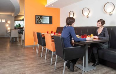 Restaurant/breakfast room Novotel Luxembourg Kirchberg Luxembourg (Luxembourg District)