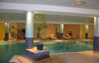 Swimming pool Strandhotel Seerose