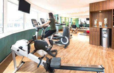 Wellness/fitness area Novotel London City South