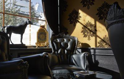 Hotel bar Grand Hotel Zermatterhof