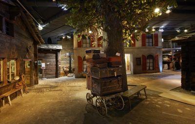 Information Grand Hotel Zermatterhof