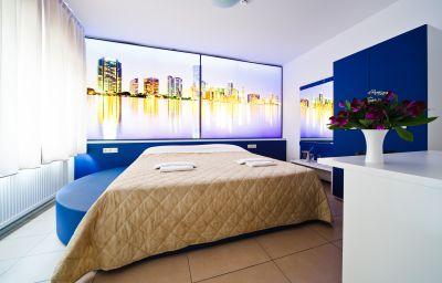 Chambre individuelle (confort) Autosole Motel
