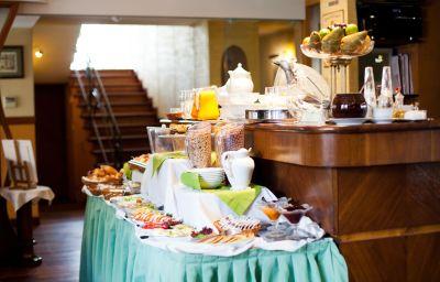Buffet prima colazione Willa Lubicz