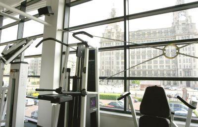 Wellness/fitness area Crowne Plaza LIVERPOOL CITY CENTRE