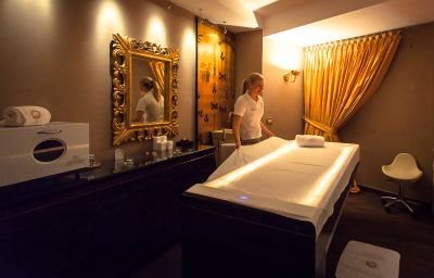 Sala massaggi Villa & Palazzo Aminta
