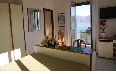 Pokój komfortowy Italie et Suisse