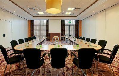 Sala de reuniones Hilton Dublin