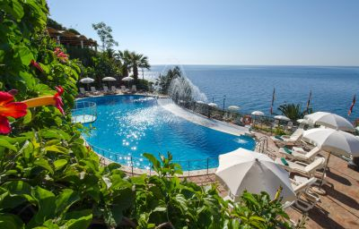 Piscina Baia Taormina Grand Palace Hotel &  Spa