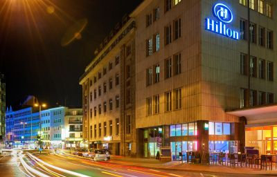 Außenansicht Hilton Cologne