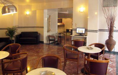 Hall de l'hôtel Evripides Hotel