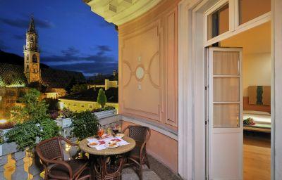 Habitación con balcón Stadt Hotel Citta