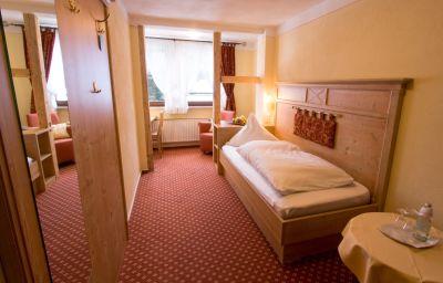 Einzelzimmer Standard Hotelpension Nuhnetal