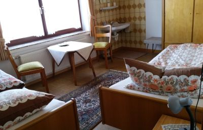 Economy Zimmer Hotelpension Nuhnetal
