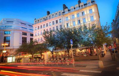 info Grand Hôtel De La Paix