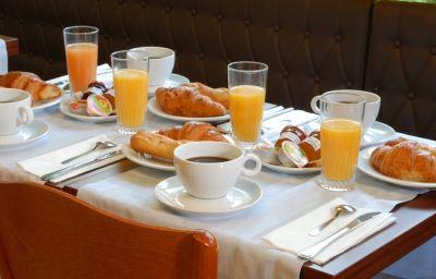 Petit-déjeuner buffet Berlioz