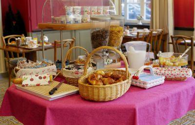 Petit-déjeuner buffet Simplon