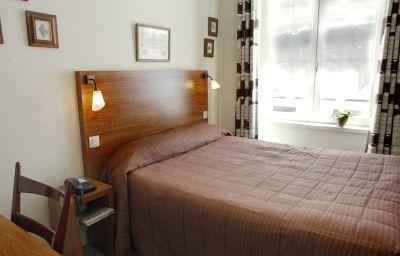 Chambre double (standard) Simplon