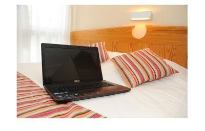 chambre standard Comfort Hotel Kiotel