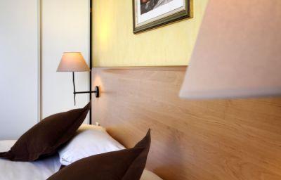 Double room (standard) Best Western Athenee