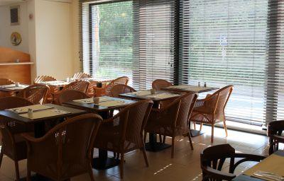 Restaurant/salle de petit-déjeuner Hobbit Hotel Zaventem
