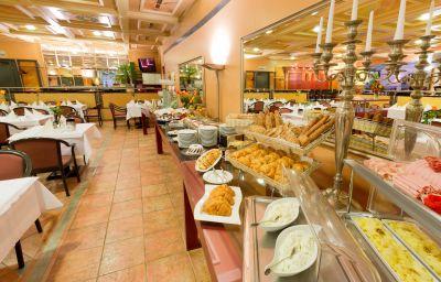 Petit-déjeuner buffet Vienna Sporthotel