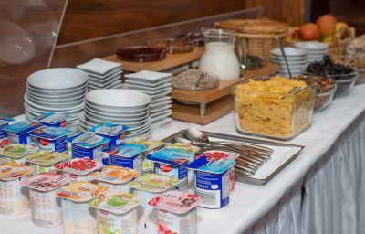 Petit-déjeuner buffet Marc Aurel