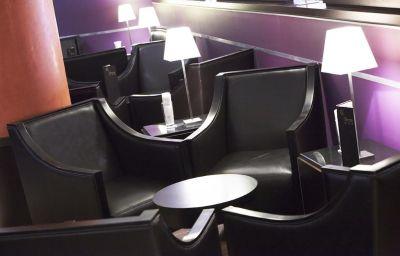 Bar hotelowy GOLDEN TULIP PARIS CDG AIRPORT VILLEPINT