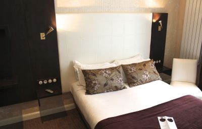 Chambre double (standard) Best Western Empire Elysees
