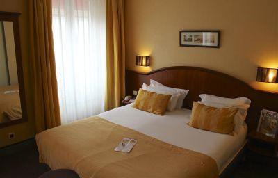 Chambre Best Western Empire Elysees