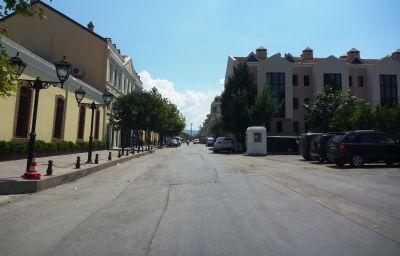 Außenansicht Montania Town